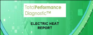 Electric Heat Report Tutorial
