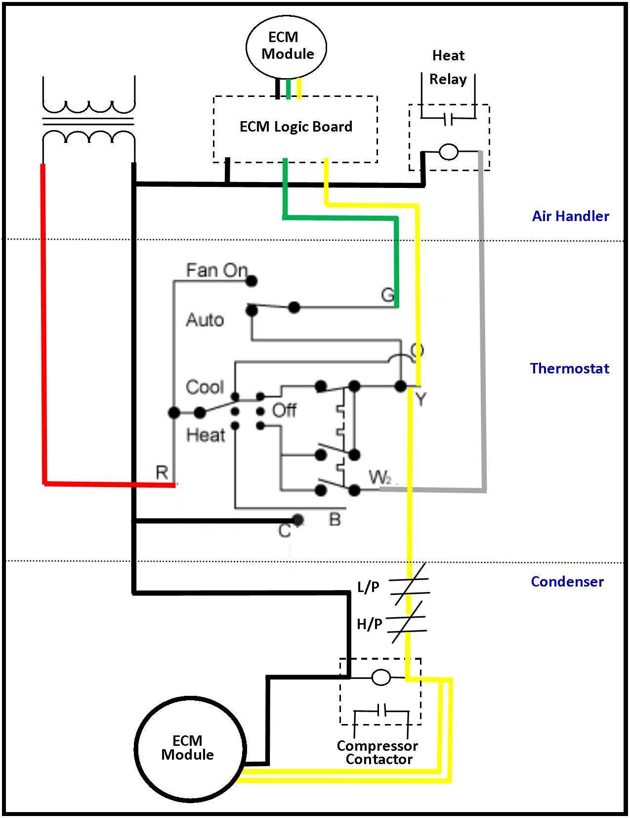 Payne Ac Wiring on air conditioning low voltage wiring diagram